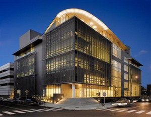 The MIT Media Lab's New Wing