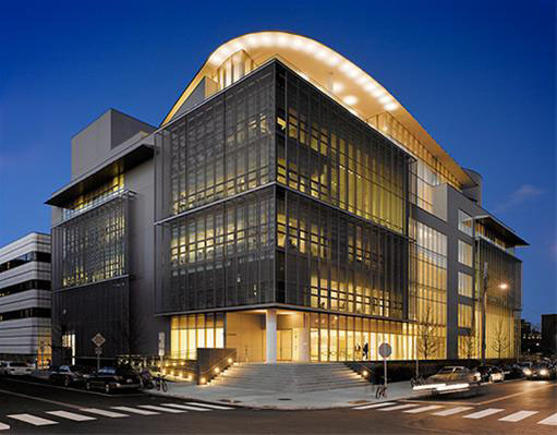 The MIT Media Labs New Wing Center For Real Estate