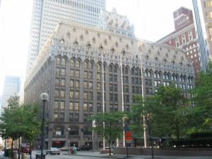1. The union Trust Building- 501 Grant Street, Pittsburg, PA