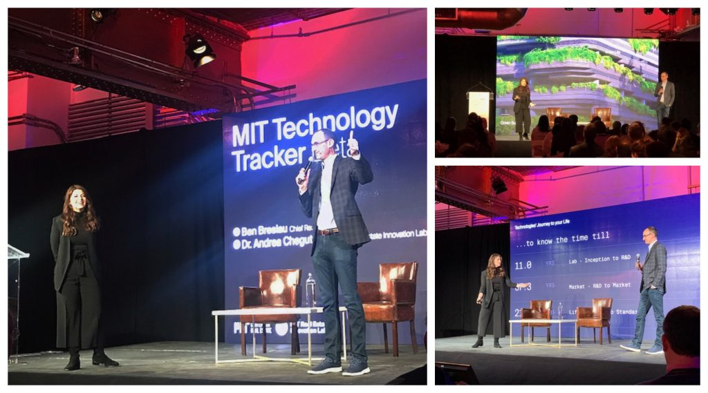 Tech Tracker Web Tool Launch, JLL and REI Lab